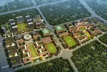 北京外国语大学附属西南外国语学校项目